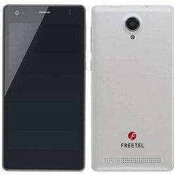 【2015年11月20日発売】【送料無料】FREETEL[LTE対応]SIMフリーAndroid5.1スマートフォン「Priori3LTEパールホワイト」4.5型(RAM/ROM:1GB/8GB)FTJ152A-PRIORI3LTE-WH