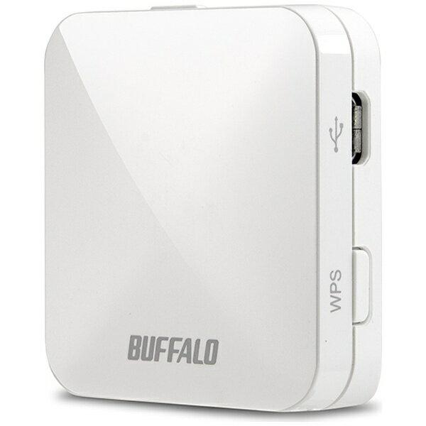 BUFFALO バッファロー WMR-433W-WH wifiルーター AirStation(エアステーション) ホワイト [ac/n/a/g/b]