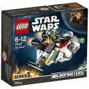 """レゴジャパン LEGO(レゴ) 75127 スター・ウォーズ マイクロファイター""""ゴースト"""""""