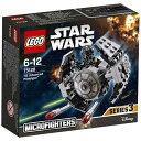 """レゴジャパン LEGO(レゴ) 75128 スター・ウォーズ マイクロファイター""""TIE アドバンスト・プロトタイプ"""""""