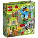 """【送料無料】 レゴジャパン LEGO(レゴ) 10804 デュプロ 世界のどうぶつ""""ジャングルセット"""""""