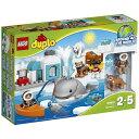 """レゴジャパン LEGO(レゴ) 10803 デュプロ 世界のどうぶつ""""北極セット"""""""