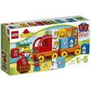 """レゴジャパン LEGO(レゴ) 10818 デュプロ はじめてのデュプロ(R)""""トラックとたべもの"""""""