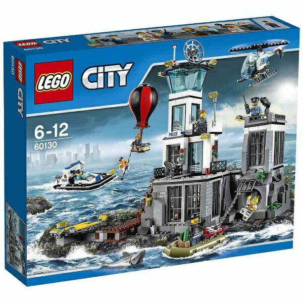【送料無料】 レゴジャパン LEGO(レゴ) 60130 シティ 島の脱走劇