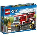 レゴジャパン LEGO(レゴ) 60107 シティ はしご車
