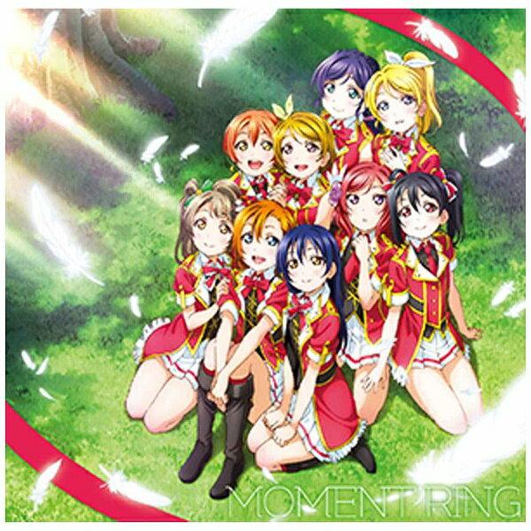 ランティス μ's/ラブライブ! μ'sファイナルシングル:MOMENT RING 【CD】