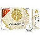 テーラーメイドゴルフ ゴルフボール GLOIRE DS《1スリーブ(3球)/ホワイト》 【代金引換配送不可】