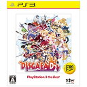 日本一ソフトウェア ディスガイア D2 PlayStation3 the Best【PS3ゲームソフト】