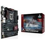 【送料無料】 ASUS ATXマザーボード [LGA1151・Intel H170・DDR4] H170 PRO GAMING