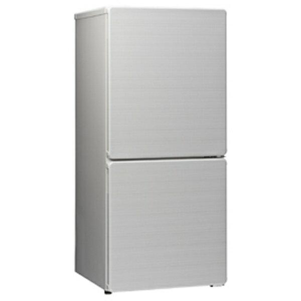 【標準設置費込み】 ユーイング 2ドア冷蔵庫 (110L) UR-F110H-W スターリングホワイト[URF110H_W] [一人暮らし 単身 単身赴任 新生活 家電]
