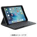 【あす楽対象】【送料無料】 ロジクール iPad mini 4用 iK0772 キーボードケース ブラック iK0772BK