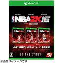 【送料無料】 テイクツー・インタラクティブ NBA 2K16【Xbox Oneゲームソフト】[NBA2K16]