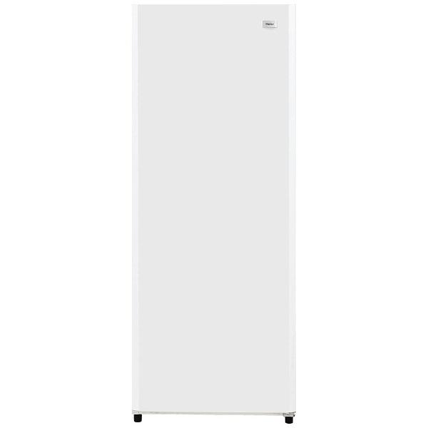 【標準設置費込み】 ハイアール 前開き冷凍庫[JFNUF132G]
