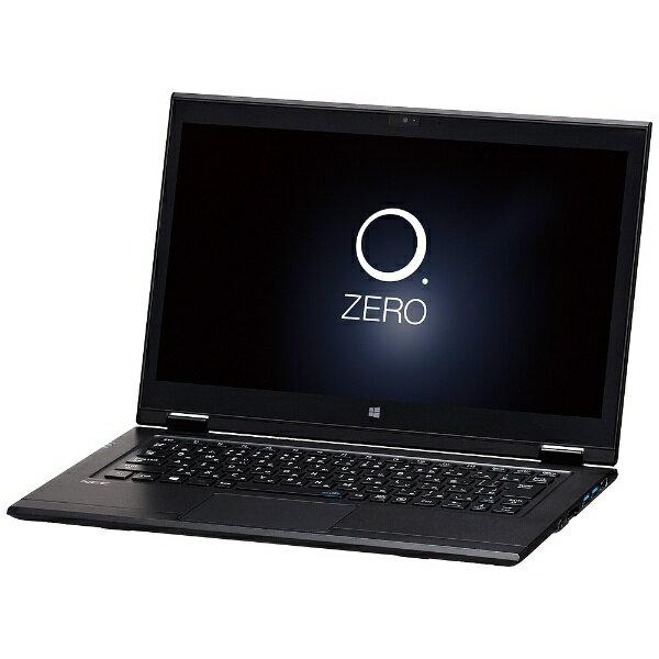 【送料無料】 NEC 13.3型タッチ対応ノートPC [Office付き・Win10 Home・Core i7・SSD 256GB・メモリ 8GB] LAVIE Hybrid ZERO HZ750/DAB ストームブラック PC-HZ750DAB (2016年春モデル)
