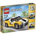 レゴジャパン LEGO(レゴ) 31046 クリエイター スポーツカー イエロー