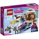 レゴジャパン LEGO(レゴ) 41066 ディズニープリンセス アナとクリストフのアドベンチャー