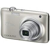 【送料無料】 ニコン コンパクトデジタルカメラ COOLPIX(クールピクス) A100(シルバー)