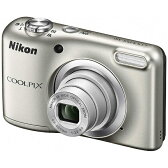【送料無料】 ニコン コンパクトデジタルカメラ COOLPIX(クールピクス) A10(シルバー)
