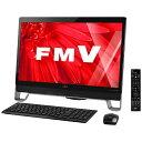 【送料無料】 富士通 23型デスクトップPC[TVチューナ・Office付き・Win10 Home・Core i7・HDD 2TB・メモリ 8GB] FMV E...