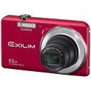 【送料無料】 カシオ コンパクトデジタルカメラ EXILIM(エクシリム) EX-ZS28(レッド)