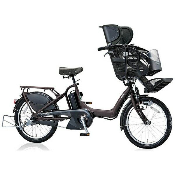 【送料無料】 ブリヂストン 20型 電動アシスト自転車 アンジェリーノプティットe C200(T.アンバーブラウン/内装3段変速) A20L26【2016年モデル】【組立商品につき返品】 【配送】