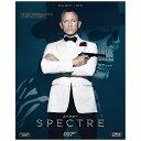 20世紀フォックス 007/スペクター 2枚組ブルーレイ&DVD 初回生産限定 【ブルーレイ ソフト】