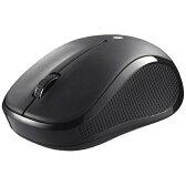 BUFFALO 【タブレット対応】ワイヤレスBlueLEDマウス[Bluetooth 3.0・Android/Mac/Win] 静音 BSMBB21Sシリーズ (3ボタン・ブラック) BSMBB21SBK
