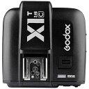 GODOX ゴドックス X1TCJ TTLワイヤレスフラッシュトリガーキヤノン用送信機 X1TCJ