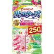 大日本除虫菊 【虫コナーズ】アロマ プレートタイプ 250日用 フレッシュフローラルの香り〔虫よけ〕