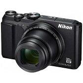 【あす楽対象】【送料無料】 ニコン コンパクトデジタルカメラ COOLPIX(クールピクス) A900(ブラック)