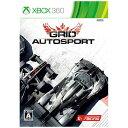 コードマスターズ GRID Autosport【Xbox360ゲームソフト】[GRIDAUTOSPORT]