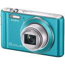 【送料無料】 カシオ コンパクトデジタルカメラ EXILIM(エクシリム) EX-ZS210(ブルー)[EXZS210BE]