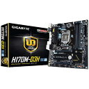【送料無料】 GIGABYTE Micro ATXマザーボード [LGA1151・Intel H170・DDR4] GA-H170M-D3H[GAH170MD3...