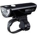 キャットアイ USB充電式LEDライト VOLT200(ブラック) HL-EL151RC[HLEL151RC]