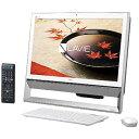 【送料無料】 NEC 【アウトレット品】21.5型デスクトップPC LAVIE Desk ALL-in-one[Office付き・Win10]PC-DA370C...
