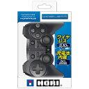 HORI ホリパッド3 ワイヤレス ブラック【PS3】