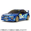 【送料無料】 タミヤ 1/10 電動RCカーシリーズ No.631 スバル インプレッサ モンテカルロ '99(TT-02シャーシ)