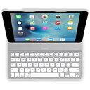 【送料無料】 BELKIN iPad Air 2用 QODE Ultimate Lite キーボードケース ホワイト F5L190QEWHT