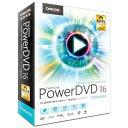 サイバーリンク 〔Win版〕 Power DVD 16 Standard