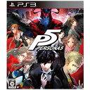 【送料無料】 アトラス ペルソナ5 【PS3ゲームソフト】