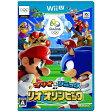 【あす楽対象】【送料無料】 任天堂 マリオ&ソニック AT リオオリンピックTM【Wii Uゲームソフト】