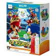【送料無料】 任天堂 マリオ&ソニック AT リオオリンピックTM Wiiリモコンプラスセット(アカ・シロ)【Wii Uゲームソフト】