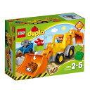 レゴジャパン LEGO(レゴ) 10811 デュプロ デュプロのまち バックホーローダー