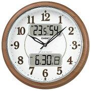 【送料無料】 カシオ 電波掛け時計 ITM-900FLJ-5JF[ITM900FLJ5JF]
