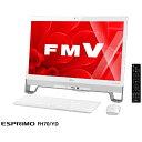 【あす楽対象】【送料無料】 富士通 23型デスクトップPC[TVチューナ・Office付き・Win10 Home・Core i7・HDD 1TB・メモリ 4GB] FMV ESPRIMO FH70/YD スノーホワイト FMVF70YDW (2016年 5月モデル)