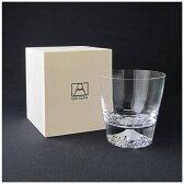 【あす楽対象】【送料無料】 田島硝子 富士山グラス ロックグラス TG15-015-R