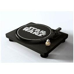 【送料無料】 アマダナ USB端子搭載 レコードプレーヤー STAR WARS ALL IN ONE RECORD PLAYER(ブラック) IMP-901-BK (UIZZ-6001)[UIZZ6001]