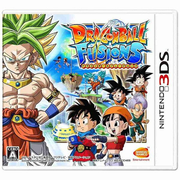 バンダイナムコエンターテインメント BANDAI NAMCO Entertainment ドラゴンボールフュージョンズ【3DSゲームソフト】