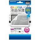 ゲームテック PS Vita用画面保護カラーシートV2 ホワイト【PSV(PCH-2000)】
