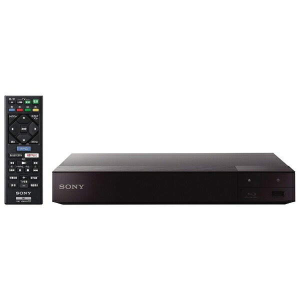 【送料無料】 ソニー ブルーレイディスク/DVDプレーヤー BDP-S6700【再生専用】[BDPS6700]